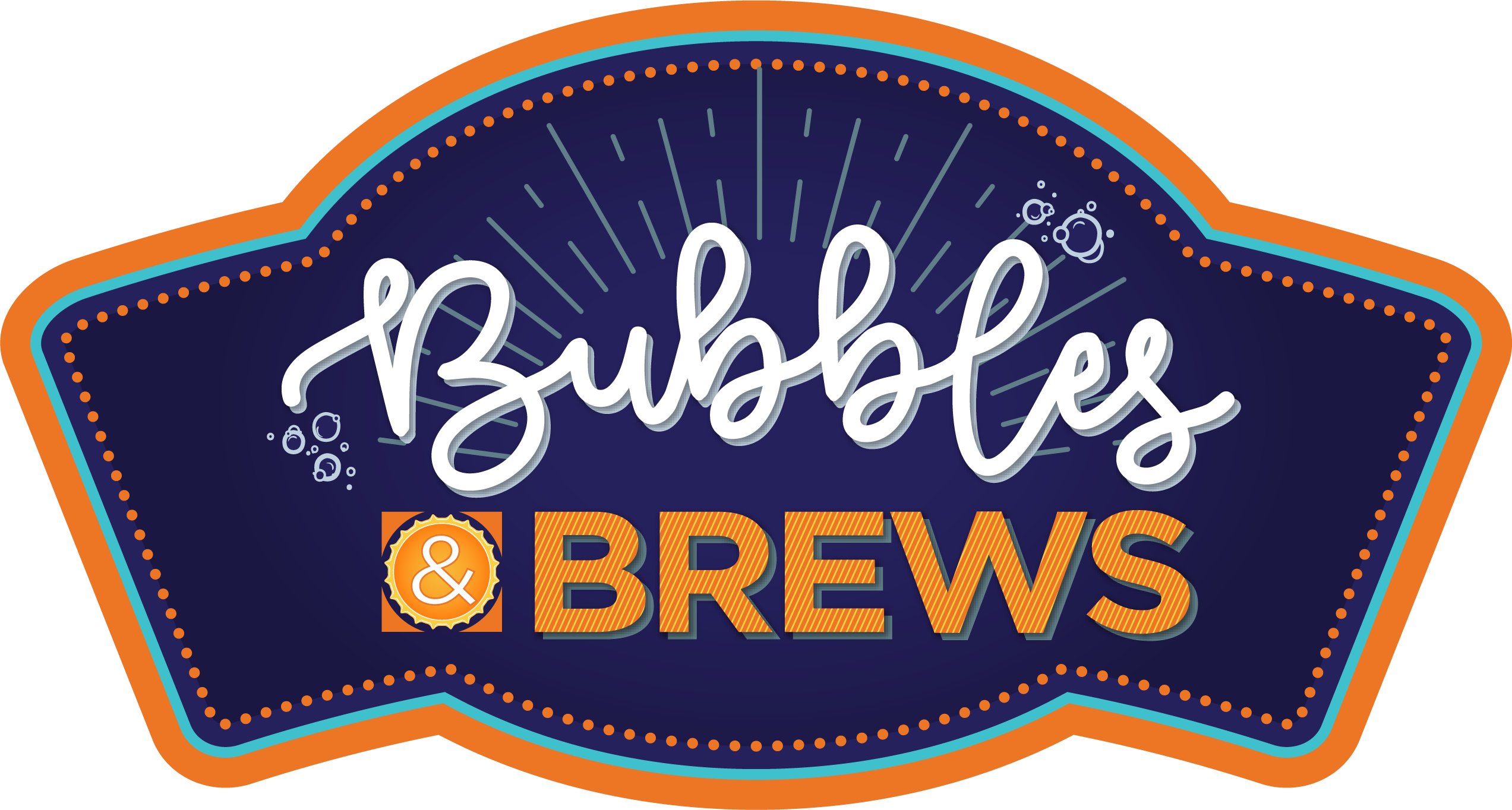 Bubbles & Brews Logo@4x
