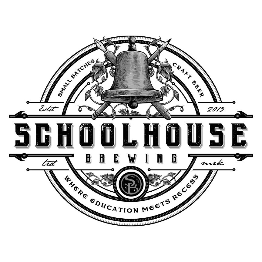 Schoolhouse-bw